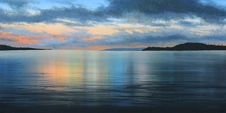 2 DAY Painting Water with Peter John Reid tickets