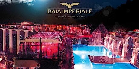 Baia imperiale - Tavoli - Gabicce mare biglietti