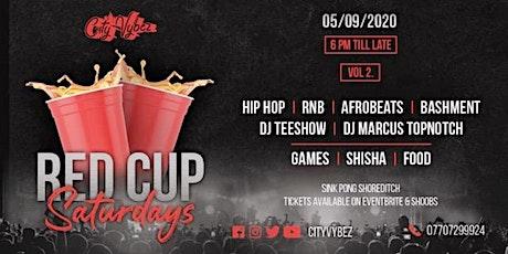 Red Cup Saturdays Vol 2 tickets