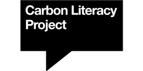 Carbon Literacy Training: September-October, 2020 tickets