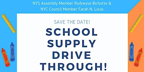 Council Member Farah Louis' Back-to-School Giveaway tickets