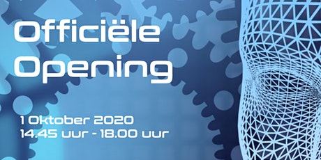 Officiële opening Field Lab Robotics tickets