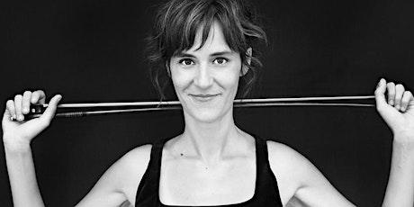 SILENT No. 1 - Eloisa Manera (violino) -  turno mattino biglietti