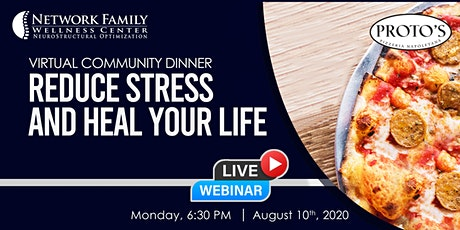 Reduce Stress and Heal Your Life tickets