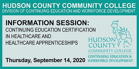 HEALTHCARE CERTIFICATION AND APPRENTICESHIPS tickets