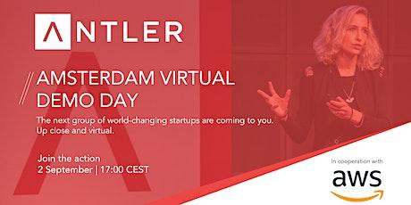 Antler Amsterdam Virtual Demo Day tickets