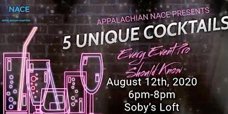 5 Unique Cocktails Every Event Pro Should Know tickets