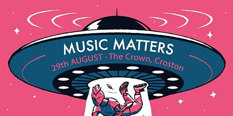 Music Matters - Benefit Festival for the Artists tickets