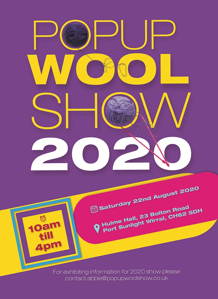 Popup Wool Show 2020 image