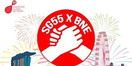 SG55 x BNE tickets