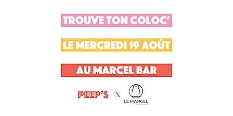 PEEP'S - Trouve Ton Coloc' tickets