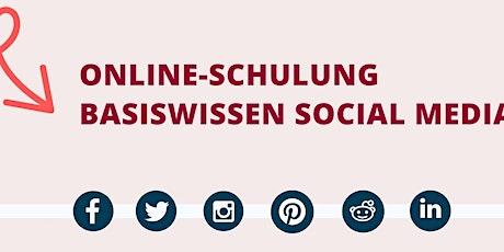 Basiswissen Social Media für Kirchen & kirchliche Einrichtungen Tickets