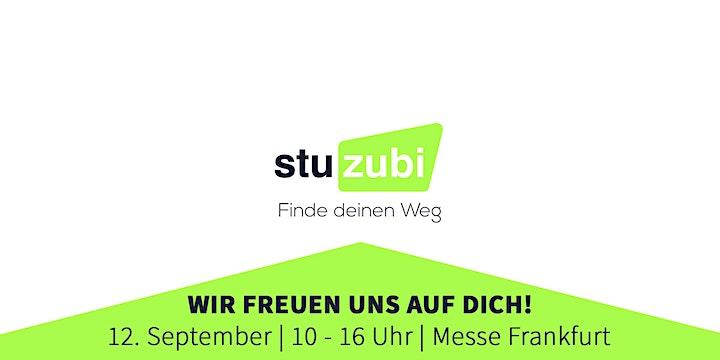 Stuzubi Frankfurt - Karrieremesse zur Berufsorientierung: Bild