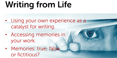 Writing from Life tickets