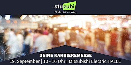 Stuzubi Düsseldorf - Karrieremesse zur Berufsorientierung Tickets