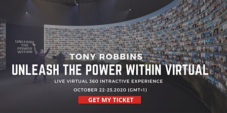 Tony Robbins - Unleash The Power Within (Virtual) tickets