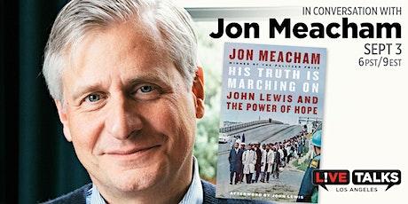 An Evening with Jon Meacham tickets