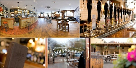 Directors Dinner with The Embankment tickets