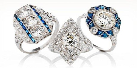 Russellville Singer Estate Jewelry Event tickets