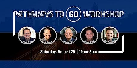 Pathways to GO Workshop tickets