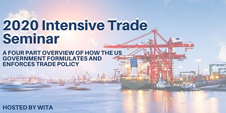 2020 Virtual Intensive Trade Seminar - Full 4-Part Package tickets