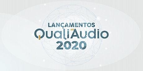 Lançamentos QualiAudio 2020 - Online biglietti