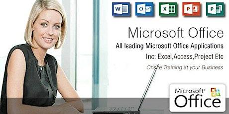 Microsoft Excel Intermediate Training Course - Cork tickets
