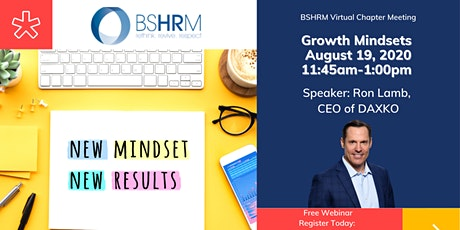 Growth Mindset with Ron Lamb, CEO of Daxko tickets