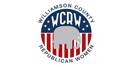 Williamson County Republican Women August 13, 2020 Luncheon tickets