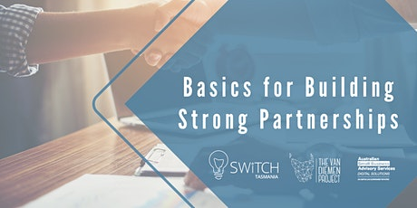 BRP: Basics for Building Strong Partnerships tickets