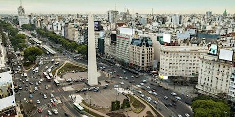 Estudiar en Buenos Aires: encuentro informativo Colombia entradas