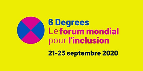 6 Degrees, 21-23 septembre tickets