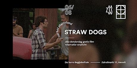 Film: Straw Dogs tickets