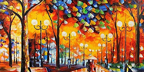 Live Online Painting  Party (Walk in the Park) ingressos