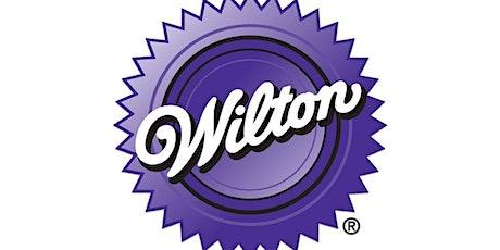 Wilton Class 2: Flowers & Cake Design tickets