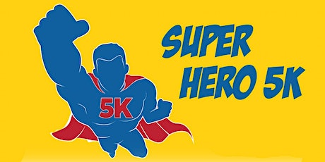 Occoquan Brickyard Super Hero 5k 2020 tickets