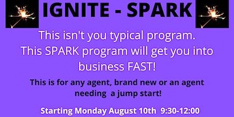 Ignite Spark tickets