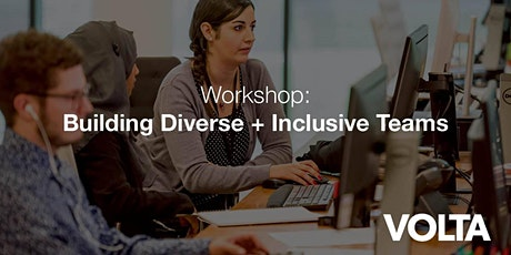 Building Diverse and Inclusive Teams: Online Workshop tickets