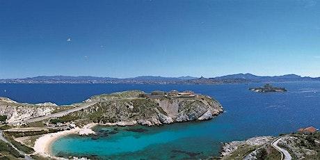 La biodiversité littorale de l'île du Frioul billets