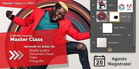 Cymetria Master Class & Adobe | 20 Agosto biglietti