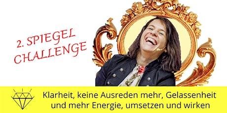 SPIEGEL CHALLENGE 31.08. + 01.09. + 03.09.2020 jeweils 20-21 Uhr Tickets