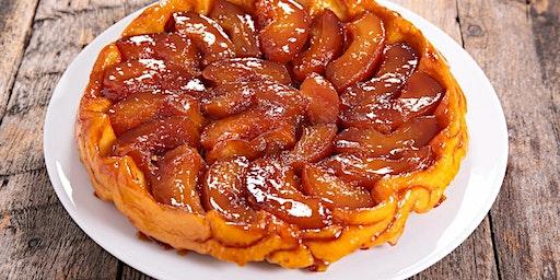 Virtual Baking Workshop: Apple Tarte Tatin