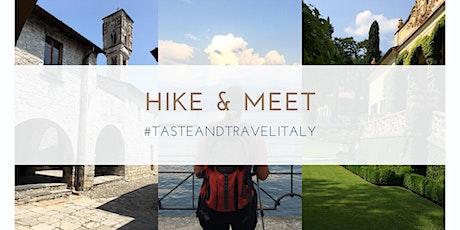 Hike & Meet (Villa Balbianello + Isola Comacina) biglietti