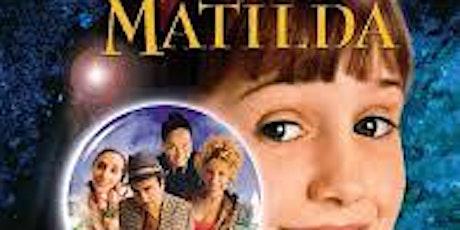 Matilda Drive In Movie tickets