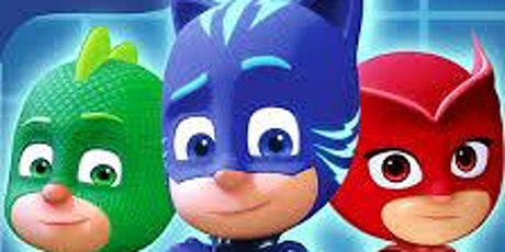 PJ MASKS tickets
