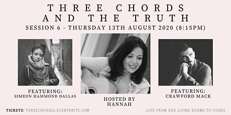 Three Chords and the Truth - with Crawford Mack and Simeon Hammond Dallas tickets