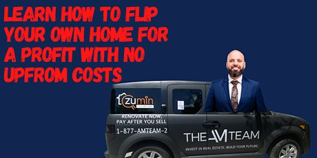 FLIP YOUR OWN HOME!!!! tickets
