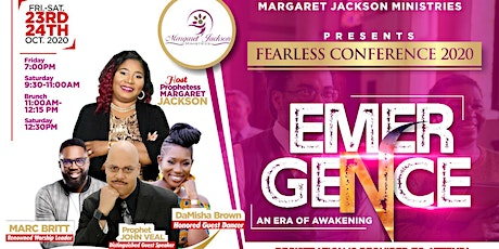 FEARLESS CONFERENCE 2020 tickets