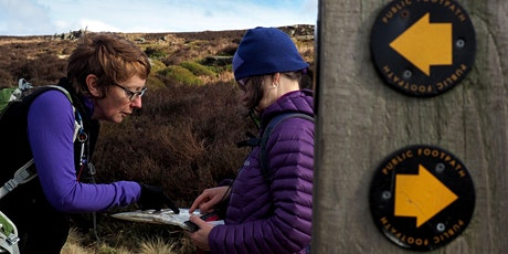Peak District Map Reading Skills for the Hills for Women tickets