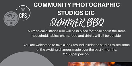 Community Photographic Studios CIC Summer BBQ tickets